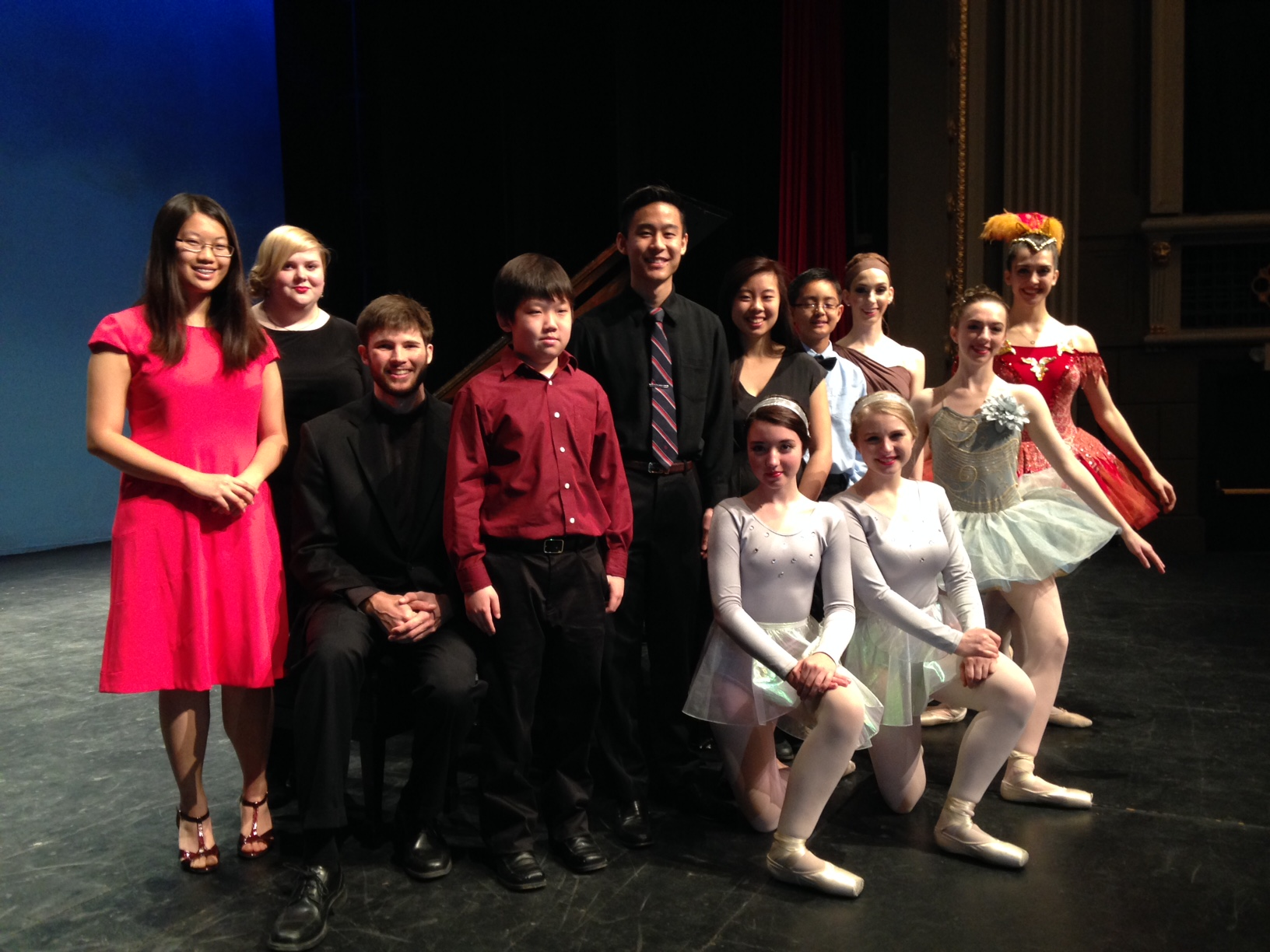 Performers, March 8, 2015